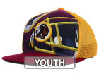 Washington Redskins Outerstuff NFL Youth Stealth Snapback Cap Adjustable Hats