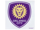 Orlando City SC Wincraft Die Cut Color Decal 8in X 8in Bumper Stickers & Decals