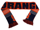Syracuse Orange Forever Collectibles Acrylic Knit Scarf Reversible Split Logo Apparel & Accessories