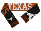 Texas Longhorns Forever Collectibles Acrylic Knit Scarf Reversible Split Logo Apparel & Accessories
