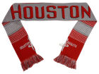 Houston Rockets Forever Collectibles Acrylic Knit Scarf Reversible Split Logo Apparel & Accessories