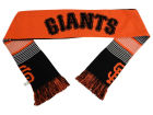 San Francisco Giants Forever Collectibles Acrylic Knit Scarf Reversible Split Logo Apparel & Accessories