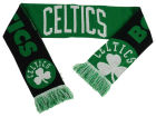 Boston Celtics Forever Collectibles Acrylic Knit Scarf Reversible Split Logo Apparel & Accessories