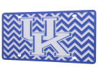Kentucky Wildcats Chevron Laser Tag Auto Accessories