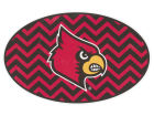 Louisville Cardinals 5x7 Chevron Decal Bumper Stickers & Decals