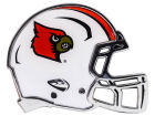 Louisville Cardinals Metal Helmet Emblem Auto Accessories
