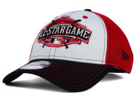 New Era MLB 2015 All Star Game White Neo 39THIRTY Cap Stretch Fitted Hats