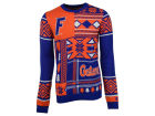 Florida Gators Forever Collectibles NCAA Men's Patches Ugly Sweater Fleece