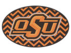 Oklahoma State Cowboys 5x7 Chevron Decal Bumper Stickers & Decals