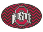 Ohio State Buckeyes 5x7 Chevron Decal Bumper Stickers & Decals