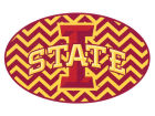 Iowa State Cyclones 5x7 Chevron Decal Bumper Stickers & Decals