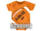 Oklahoma State Cowboys Outerstuff NCAA Newborn Football Fanatic Creeper Infant Apparel