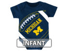 Michigan Wolverines Outerstuff NCAA Infant Football Fanatic Creeper Infant Apparel