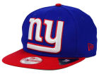 New York Giants New Era NFL Wool Classic XL Logo 9FIFTY Snapback Cap Adjustable Hats