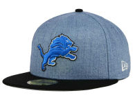 New Era NFL Heather Action 2 Tone 59FIFTY Cap Fitted Hats