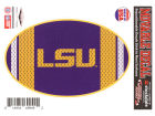 LSU Tigers 5x7 Jersey Decal Bumper Stickers & Decals