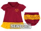 Iowa State Cyclones Colosseum NCAA Newborn Bella Ruffle Dress Infant Apparel