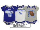 Kentucky Wildcats Outerstuff NCAA Newborn 3 Point Spread Set Outfits