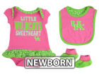 Kentucky Wildcats Outerstuff NCAA Newborn Girls Pink Little Sweet Set Outfits
