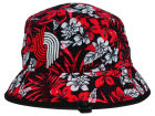 Portland Trail Blazers New Era NBA HWC Wowie Bucket Hats