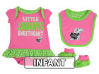 Kansas Jayhawks Outerstuff NCAA Infant Girls Little Sweet Set Infant Apparel