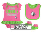 Louisville Cardinals Outerstuff NCAA Infant Girls Little Sweet Set Infant Apparel