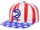Atlanta Hawks '47 NBA HWC '47 Log Cabin Snapback Cap Adjustable Hats