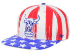 Chicago Bulls '47 NBA HWC '47 Log Cabin Snapback Cap Adjustable Hats