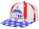 Denver Nuggets '47 NBA HWC '47 Log Cabin Snapback Cap Adjustable Hats