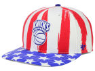 New York Knicks '47 NBA HWC '47 Log Cabin Snapback Cap Adjustable Hats