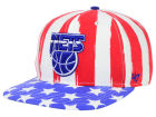 New Jersey Nets '47 NBA HWC '47 Log Cabin Snapback Cap Adjustable Hats
