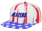 Portland Trail Blazers '47 NBA HWC '47 Log Cabin Snapback Cap Adjustable Hats