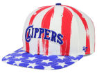 Los Angeles Clippers '47 NBA HWC '47 Log Cabin Snapback Cap Adjustable Hats