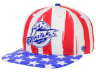 Utah Jazz '47 NBA HWC '47 Log Cabin Snapback Cap Adjustable Hats
