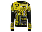 Pittsburgh Pirates Forever Collectibles MLB Men's Patches Ugly Sweater Sweatshirts