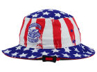 Charlotte Hornets '47 NBA HWC '47 Log Cabin Bucket Hats