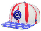 Chicago Cubs '47 MLB '47 Log Cabin Snapback Cap Adjustable Hats