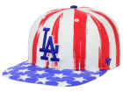 Los Angeles Dodgers '47 MLB '47 Log Cabin Snapback Cap Adjustable Hats
