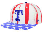 Texas Rangers '47 MLB '47 Log Cabin Snapback Cap Adjustable Hats