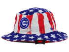 Chicago Cubs '47 MLB '47 Log Cabin Bucket Hats