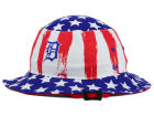 Detroit Tigers '47 MLB '47 Log Cabin Bucket Hats