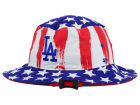 Los Angeles Dodgers '47 MLB '47 Log Cabin Bucket Hats