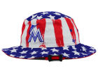 Miami Marlins '47 MLB '47 Log Cabin Bucket Hats