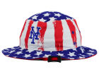 New York Mets '47 MLB '47 Log Cabin Bucket Hats