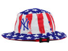 New York Yankees '47 MLB '47 Log Cabin Bucket Hats