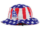 St. Louis Cardinals '47 MLB '47 Log Cabin Bucket Hats