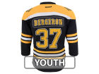 Boston Bruins Patrice Bergeon Reebok NHL Youth Premier Jersey Jerseys