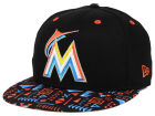Miami Marlins New Era MLB Geo 59FIFTY Cap Fitted Hats