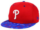 Philadelphia Phillies New Era MLB Geo 59FIFTY Cap Fitted Hats
