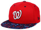 Washington Nationals New Era MLB Geo 59FIFTY Cap Fitted Hats